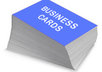 layout your business card and save it in high resolution PDF
