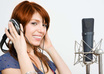 record a PROFESSIONAL 90 second 1 minute royalty free female american voiceover small1