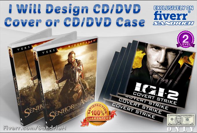 CD/DVD Cover/Case