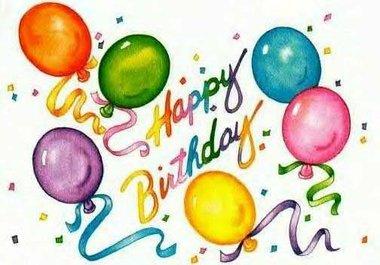 Dancing happy birthday balloons question