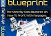 give you how to create a Facebook Fanpage Blueprint