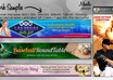 do graphic design work Banners and Headers small1