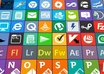 send you a large compilation of our personally designed fun ICONS we worked on and developed in our graphic design studio