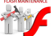 do maintenance of flash websites, flash headers or flash bannerss