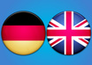 translate any text from English into professional German