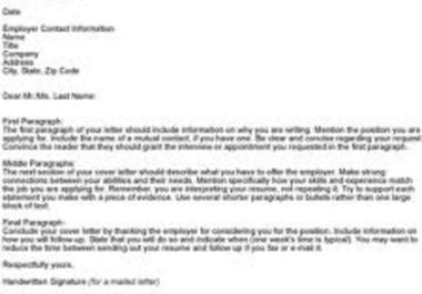 create an outstanding cover letter fiverr