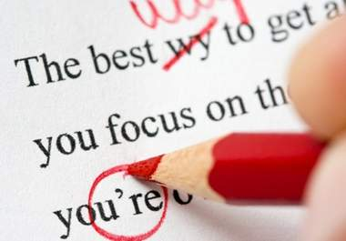 Post image for Proofreading And Editing For More High-Impact Blog Posts