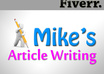 write a 500 word 100 percent unique SEO optimized article for your blog, website, or business buy 6 get 1 free