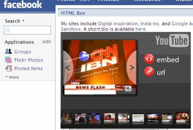 present u How To AutoPlay Youtube Included Video clips on Your Website blogs Myspace Web page or Any URL