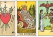 give you tarot card reading {Three card spread} small1