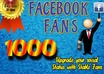 add 2000 plus  Facebook Fans or  LIKES to any Fan page within 24 Hours without admin access