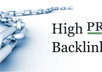 create 5 PR7 backlinks to your website