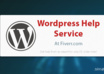 modify or fix any issue you may have with your wordpress theme only