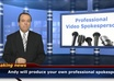 be your professional SPOKESPERSON for your website, reporter, company, news small1