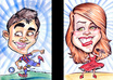 draw a Fiverr Exclusive Caricature of your face small1