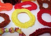 crochet 10 ponytail hair elastics